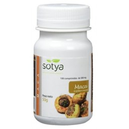 MACA 100 COMP 500 MG