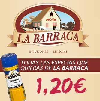 Especias La Barraca